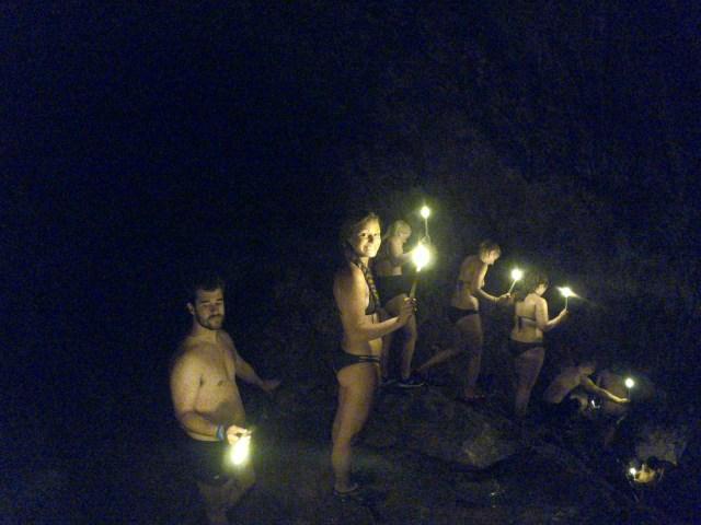 cave at semuc champey