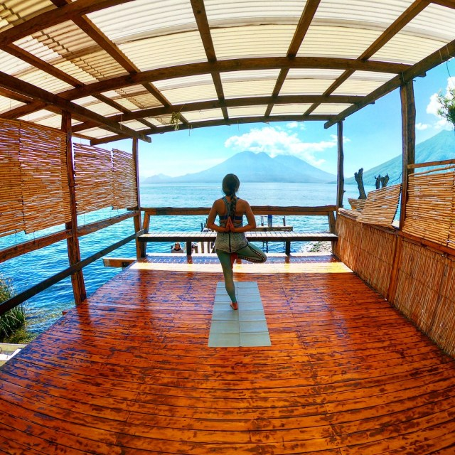 yoga san marcos la laguna