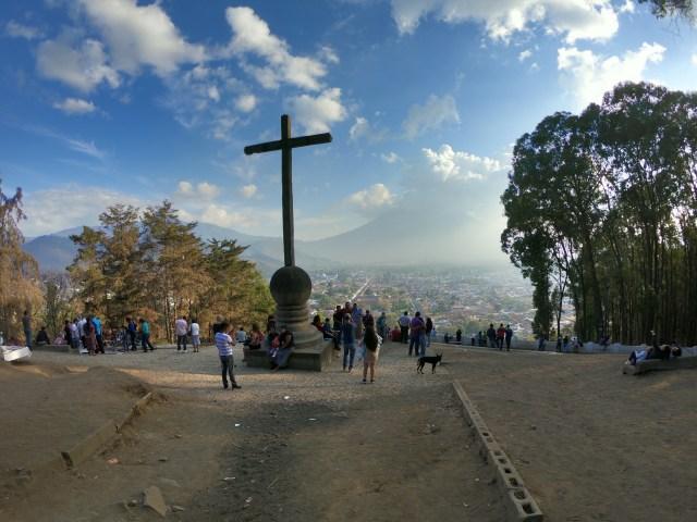 cerro de la cruz antigua