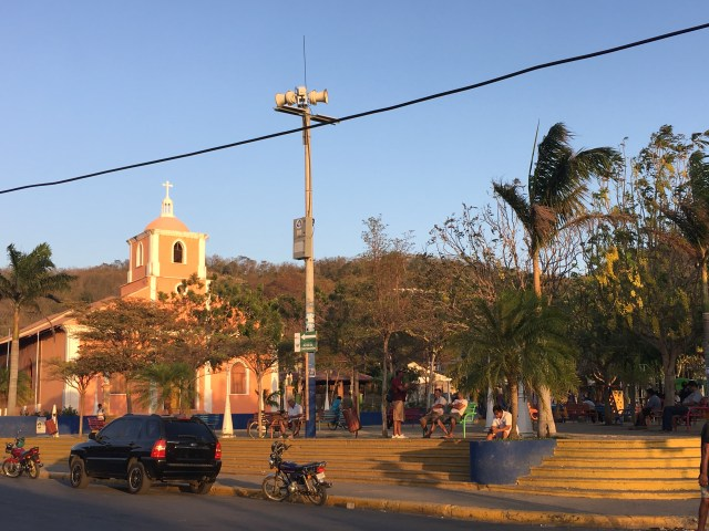 church san juan del sur