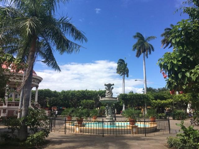fountain granada nicaragua