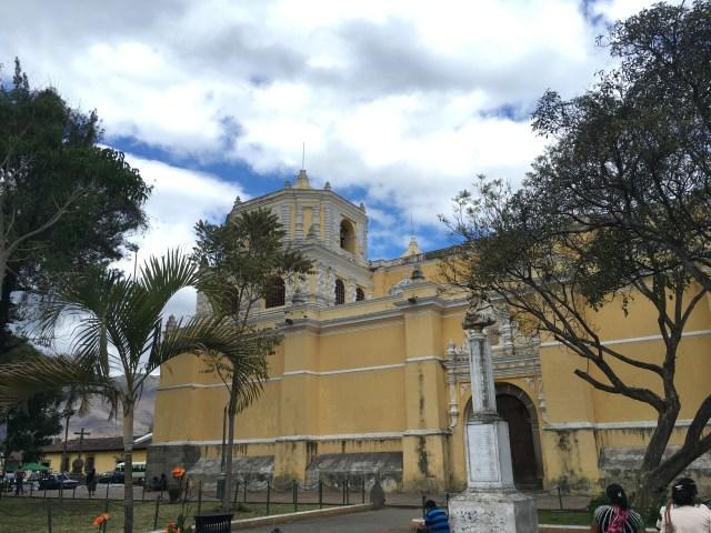 iglesia merced guatemala