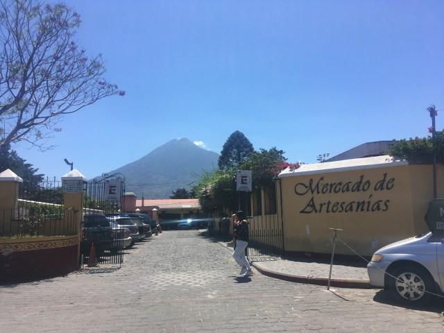 mercado de artisans