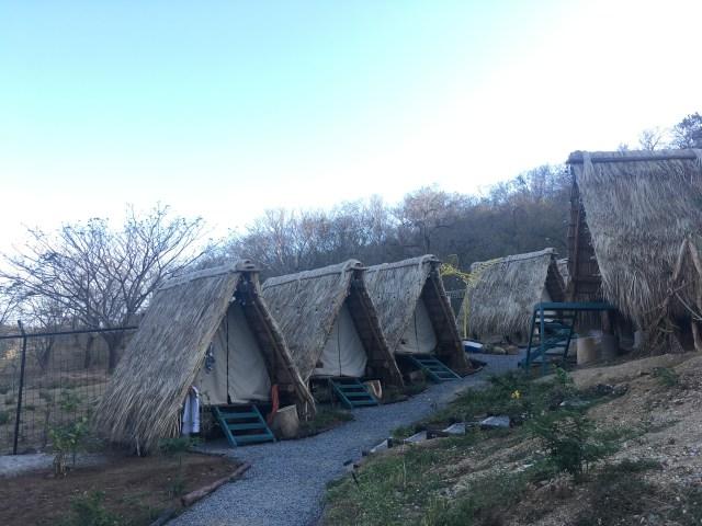 selina huts