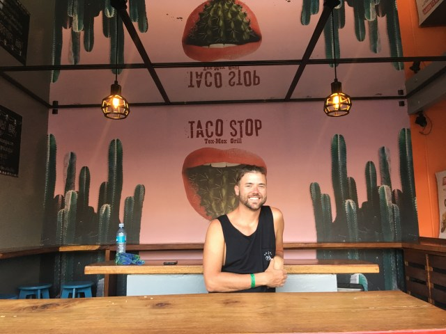taco stop san juan del sur