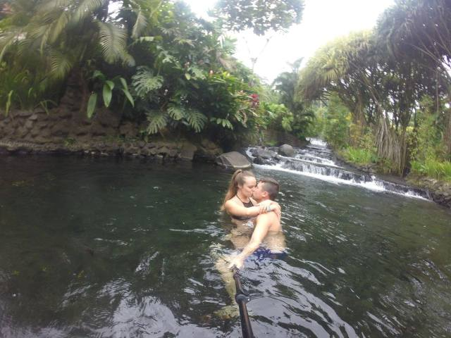 hot springs honeymoon