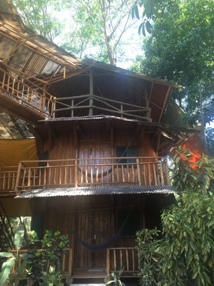 treehouse hostel santa teresa