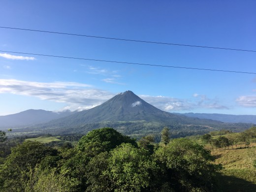 arenal volcano cr