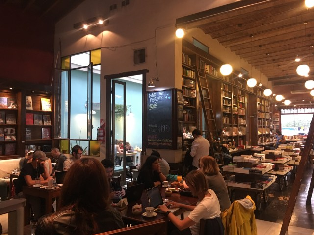buenos aires book store and coffee