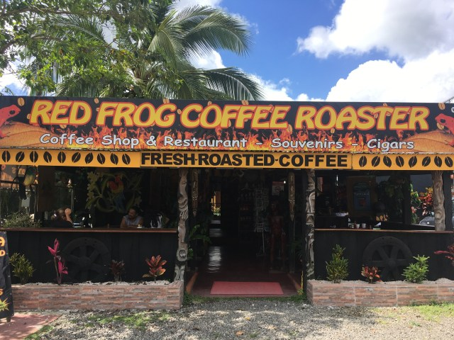 red frog coffee roasters