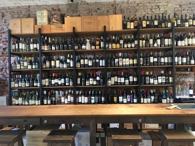 wine bottles argentina