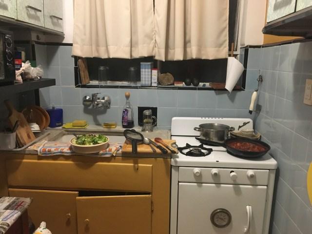 buenos aires airbnb kitchen