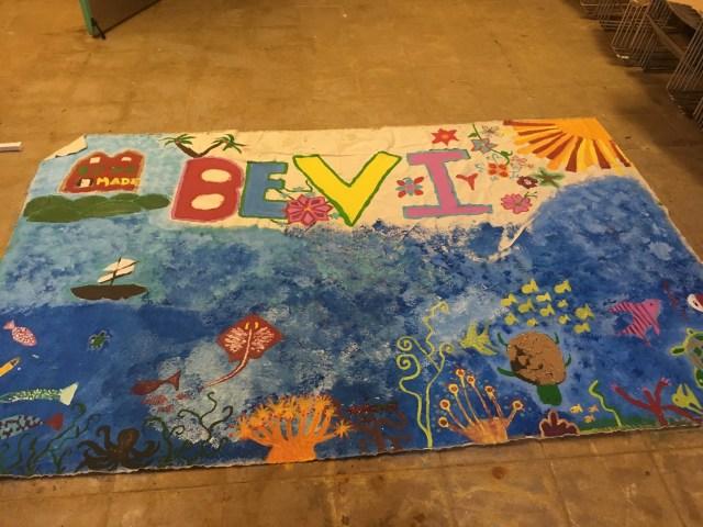 art project bvi