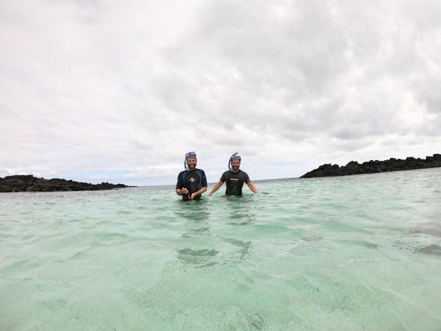 bahia sardina snorkeling