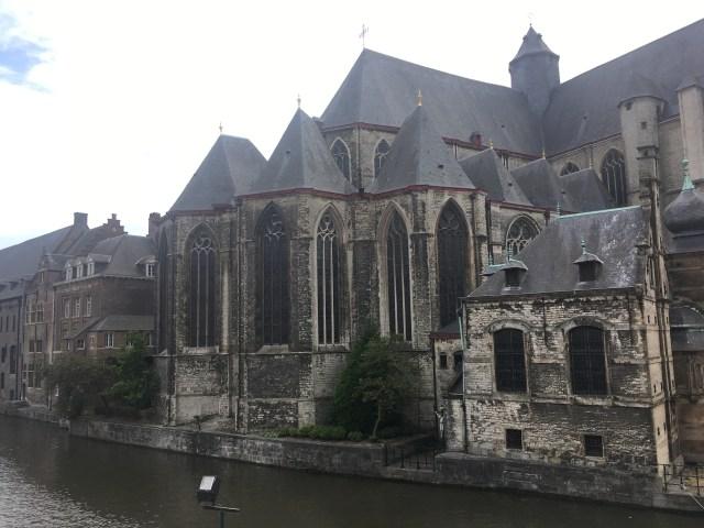 church in ghent