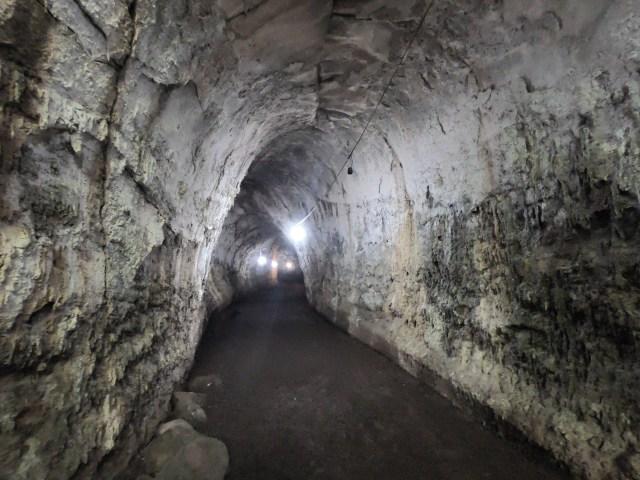 galapagos tunnels