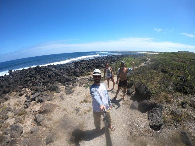 hike in galapagos