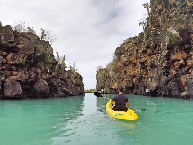kayaking santa cruz