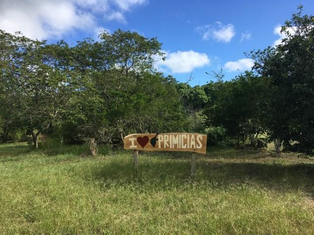 rancho primicias galapagos