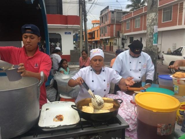 street food santa cruz galapagos