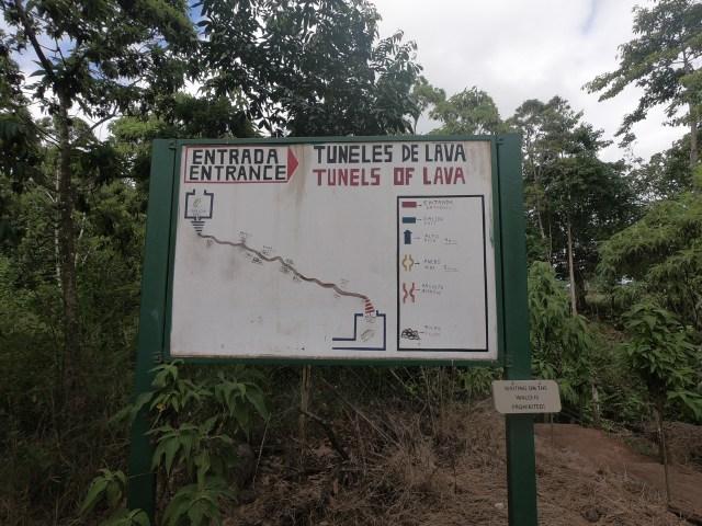 tunnels galapagos