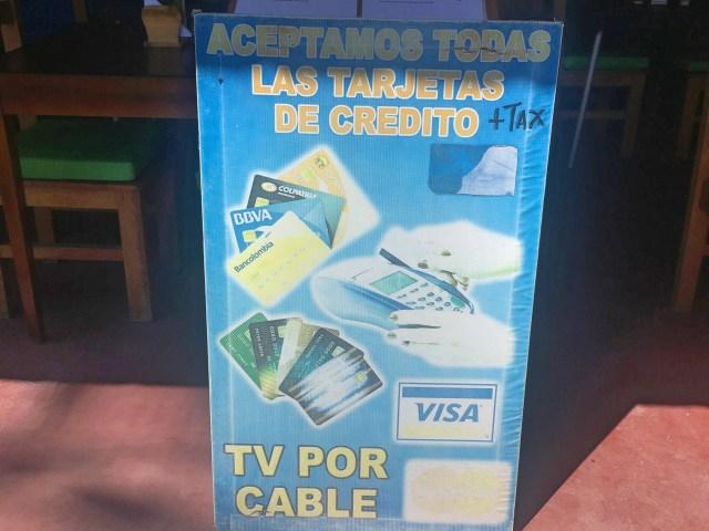 credit cards isabela island