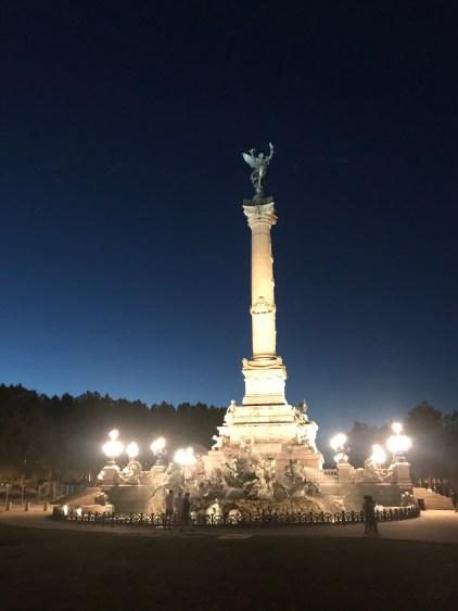 bordeaux statue