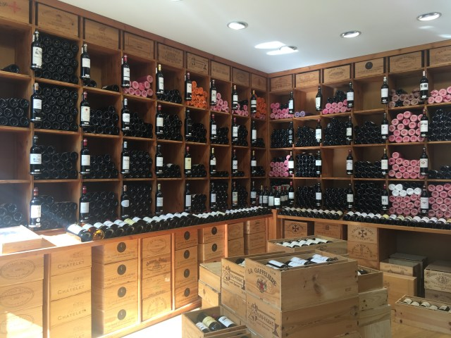bordeaux wine shop