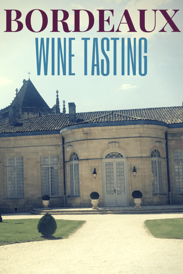 french wine tasting