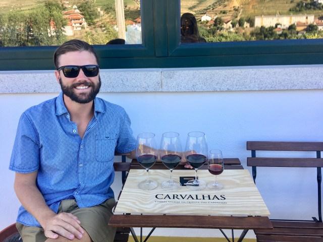 wine tasting porto