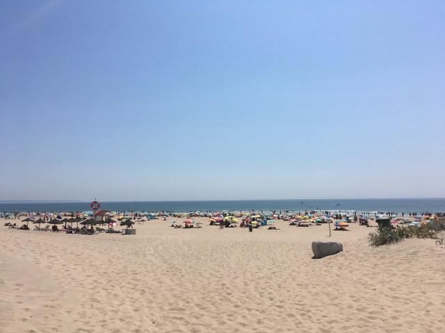 beach lisbon