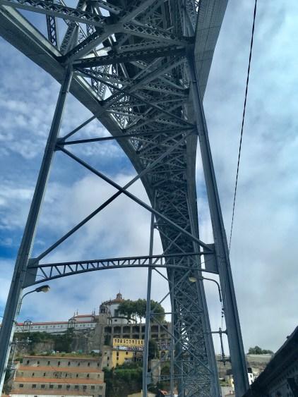 bridge porto portugal