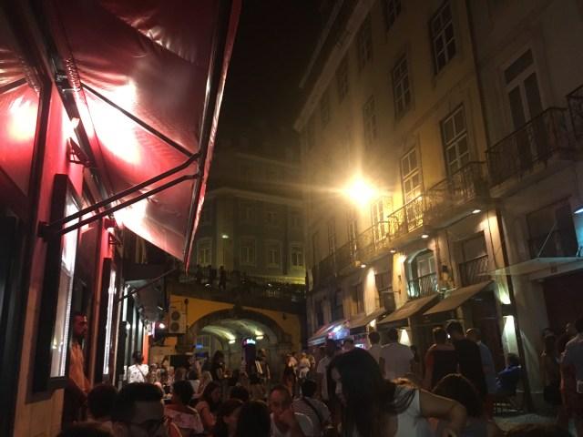 lisbon nightlife