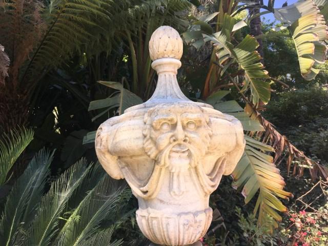 sintra portugal statue