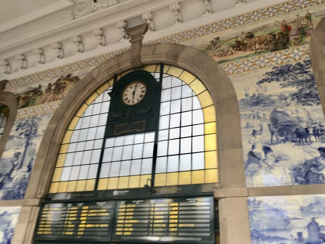 train station portugal