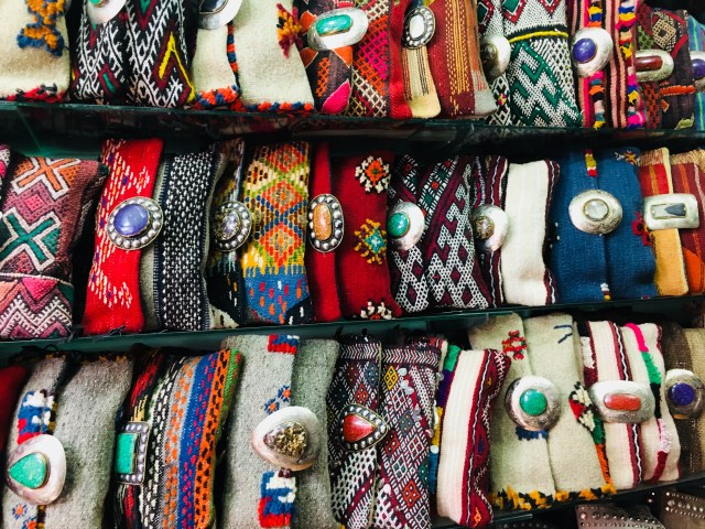 berber bags