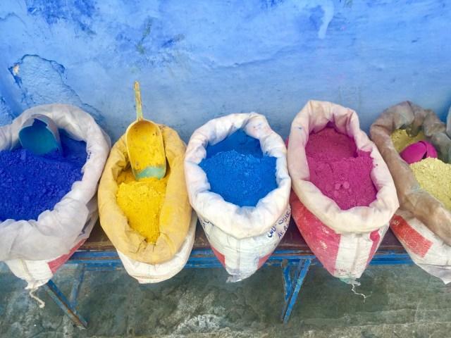 chalk morocco