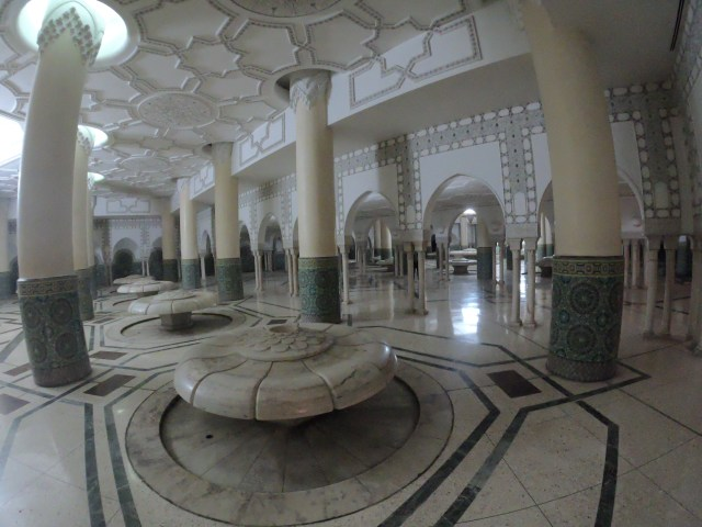 mosque washroom