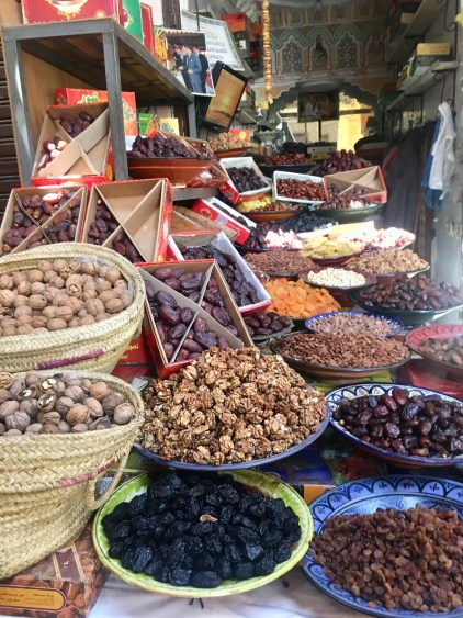 nuts in fes