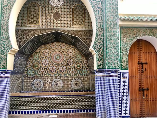 tiles morocco