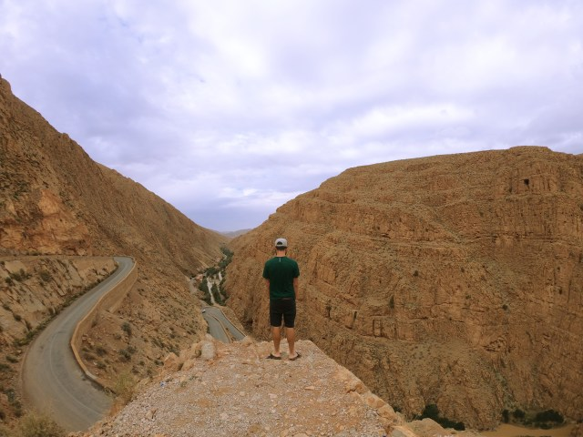 dades gorges views