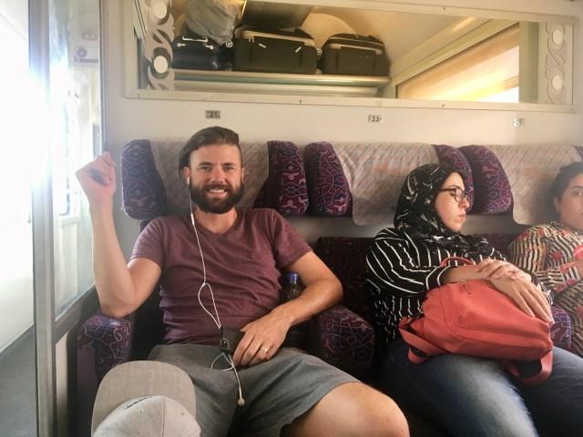 morocco train