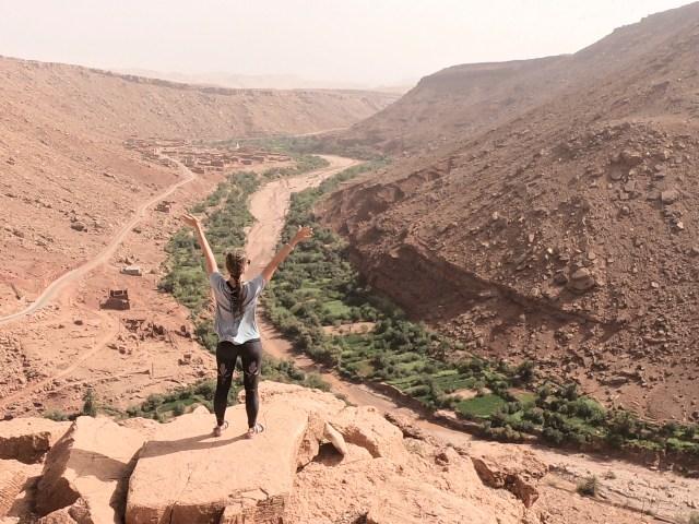 mountain views morocco