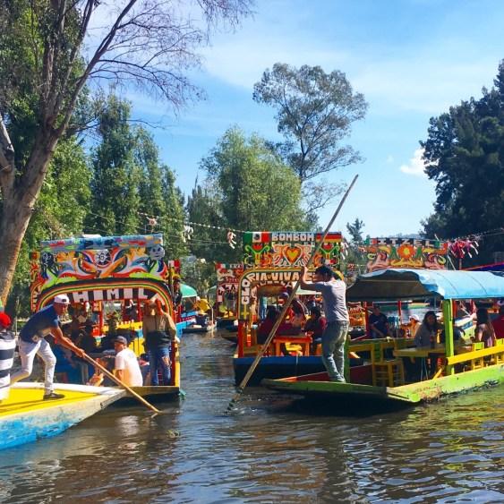 floating gardens xochimilco