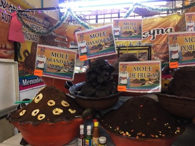 mole mexico city