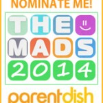 5 Reasons Why You Should Vote For Me In The Mad Blog Awards 2014