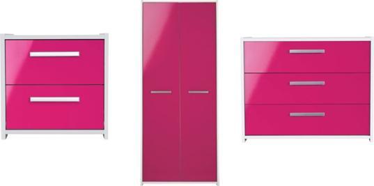 pink furniture