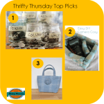 Thrifty Thursday – 5th February 2015