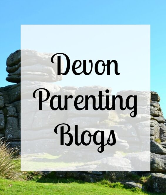 Devon parenting blogs