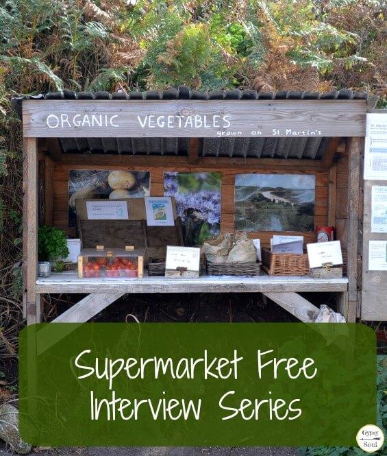 Supermarket free interview series